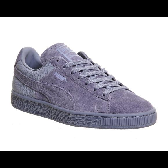 5b777bfd93e1 puma suede classic emboss sneakers. M 5b462dfe04e33d281f54a0a4